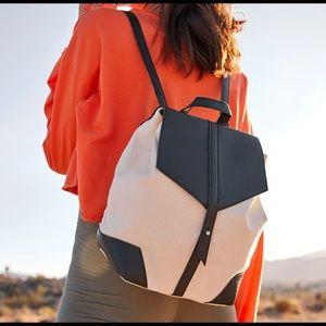Deux Lux VEGAN Cream Backpack